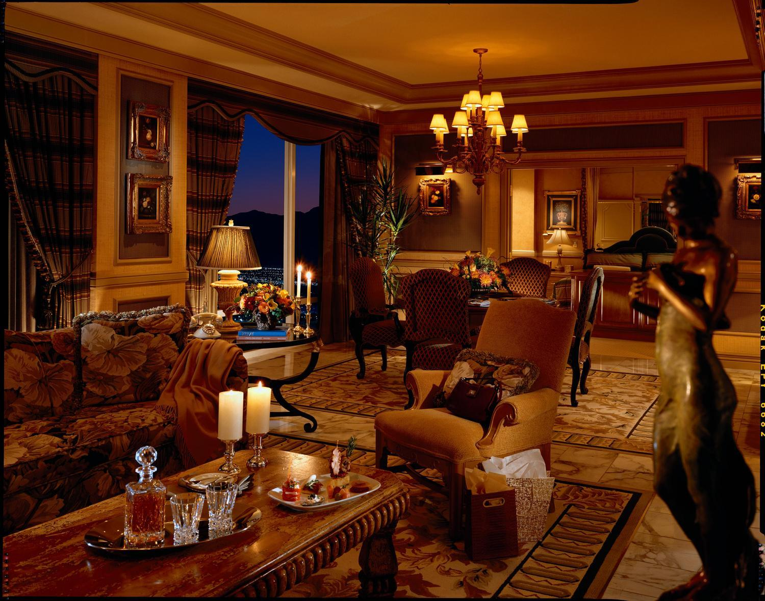 Most Expensive Hotel Room In Vegas