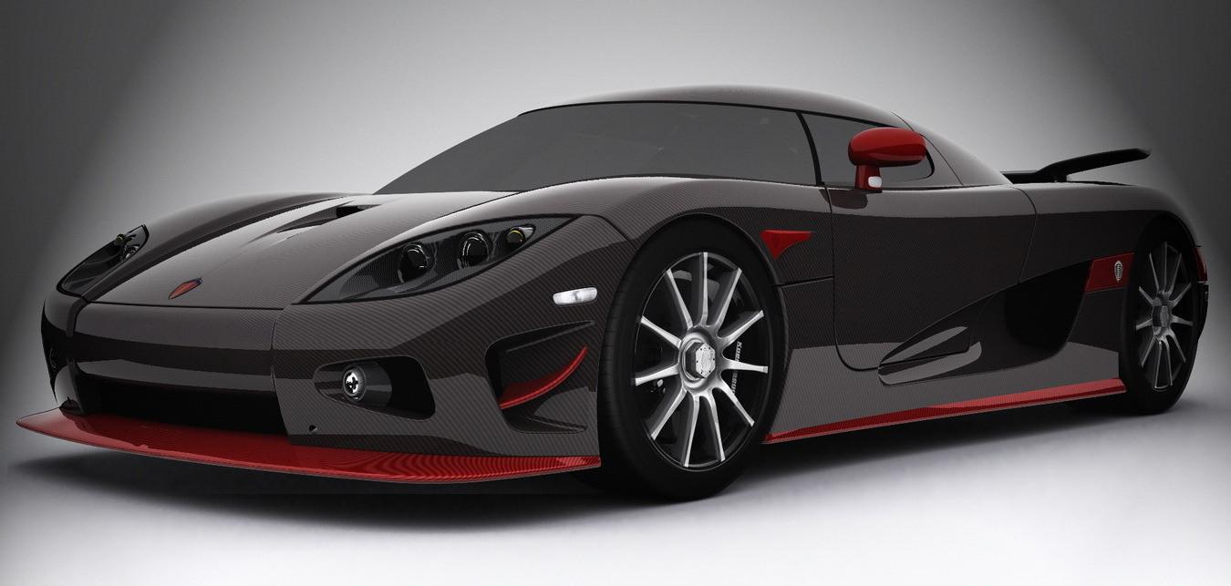 10. Koenigsegg CCX