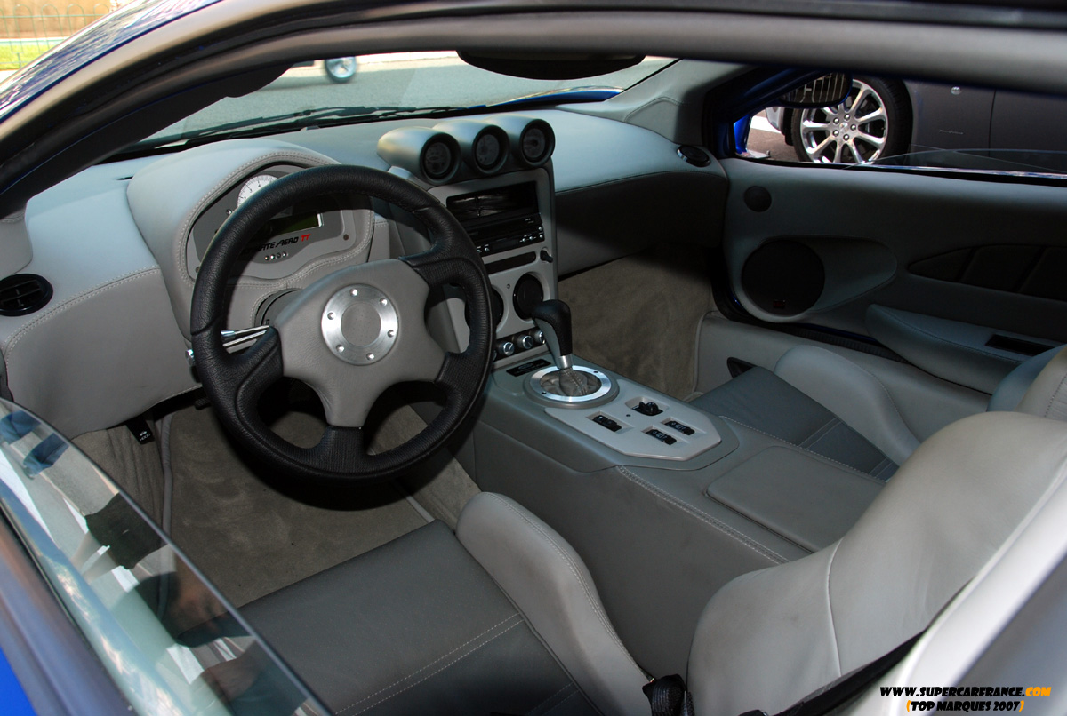 2014 SSC Ultimate Aero Interior High Resolution | SSC ... |Ssc Interior