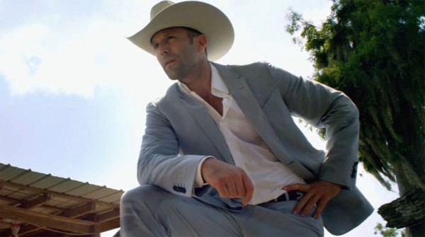 Hats Parker Jason Statham Man